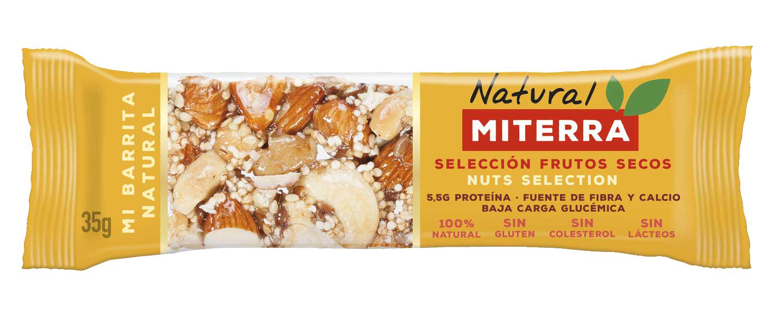 Snack – SELECCIÓN FRUTOS SECOS (15 barritas)
